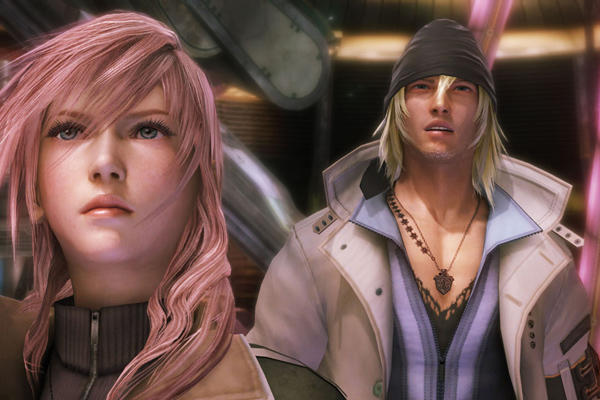 ffxiii light snow