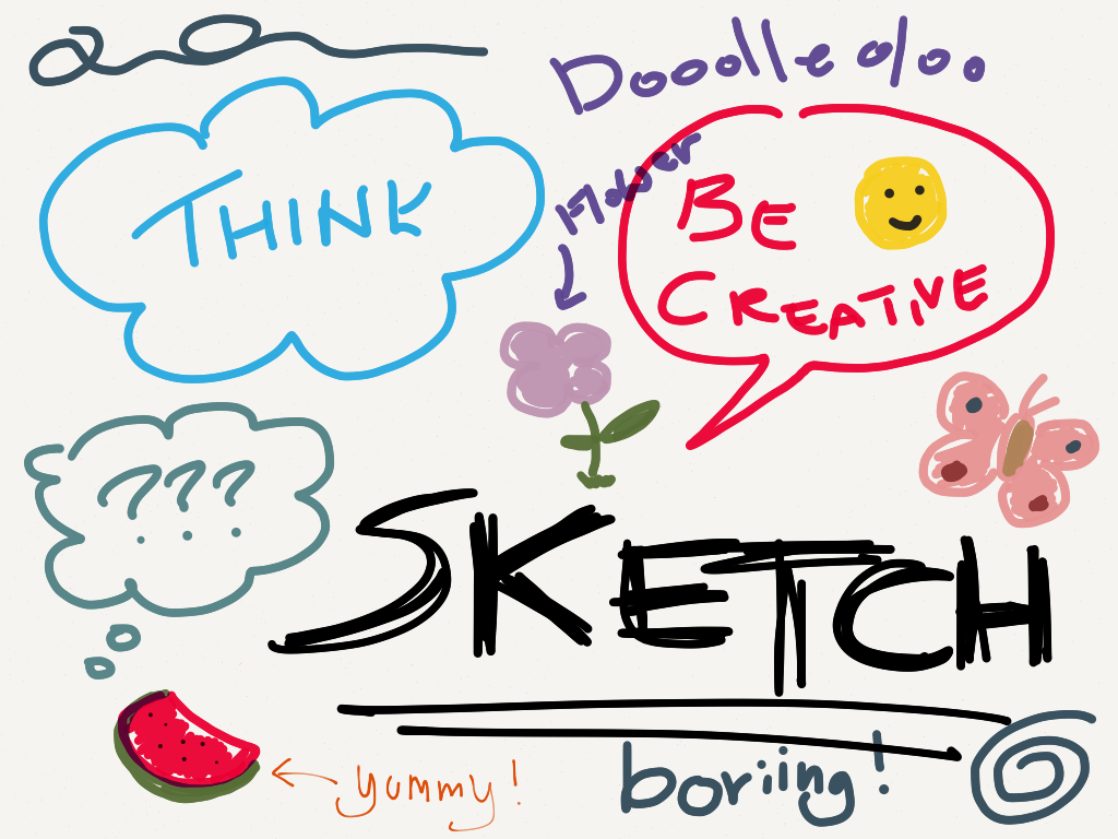idee - sketch
