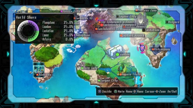 neptunia mk2 - map