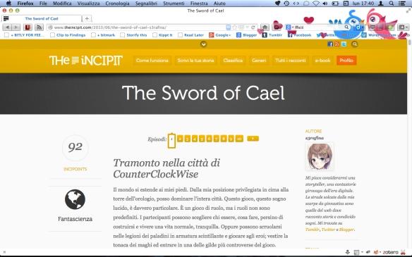 theswordofcael_theincipit