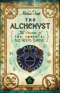 copertina the alchemist