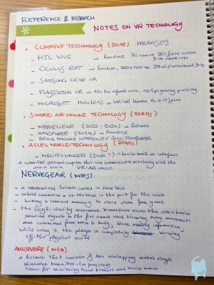 tech-notes
