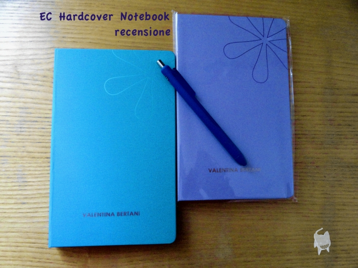 ec hardcover notebook review