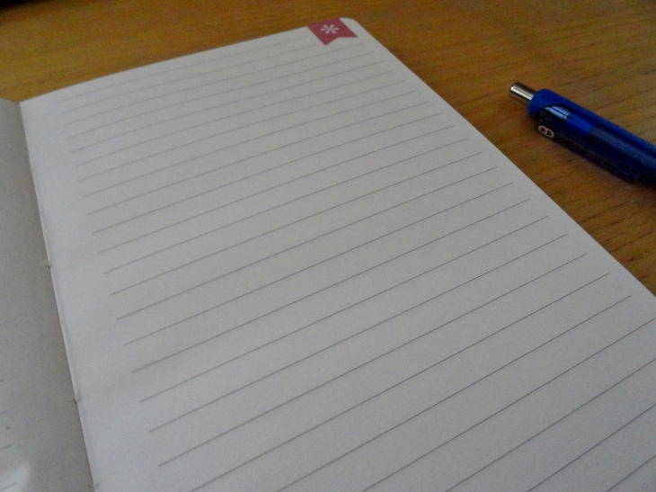ec notebook paper