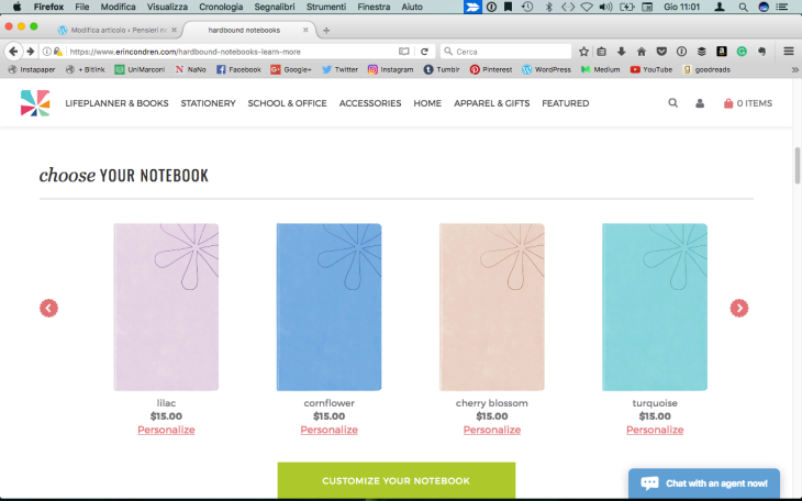 choose your notebook